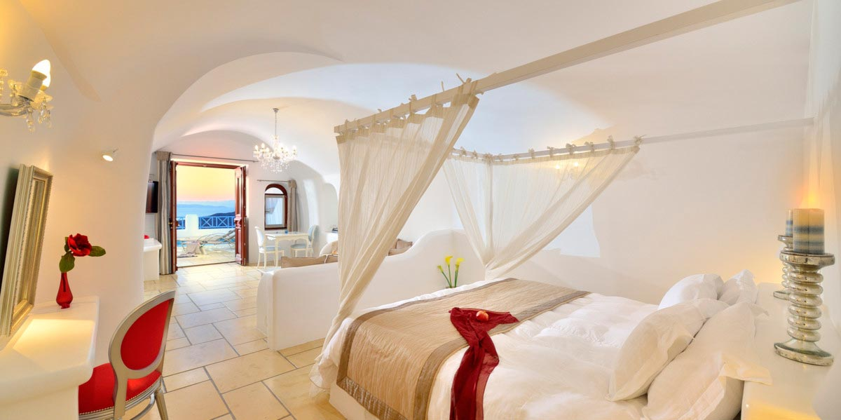 Luxury Spa Villa Imerovigli Absolute Bliss Santorini Hotel