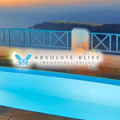 Imerovigli hotels absolute bliss santorini hotel suites for Absolute bliss salon